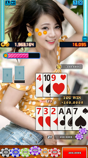 Model Casino Slots : Hot bikini model casino game 1.0.2 screenshots 2