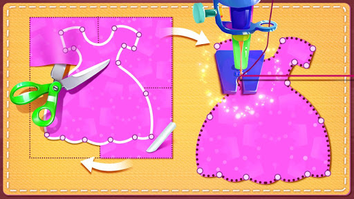 ud83dudccfu2702ufe0fRoyal Tailor Shop - Prince & Princess Boutique apkpoly screenshots 18