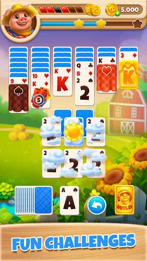 Farm Story - Solitaire Tripeaks 1.0.3 screenshots 5