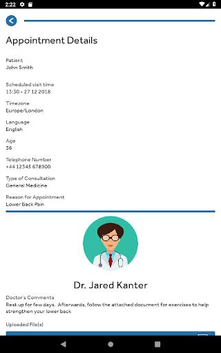 Global Virtual Care 1.0.4 Screenshots 13