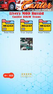 Image For Mod Truk Canter Gunawan Putra Versi 1.0 4