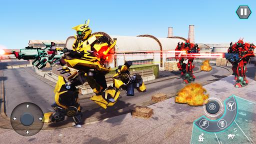 Modern Warfare Special Ops FPS Robot Shooting Game Screenshot 2