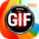 GIF メーカー , GIF エディター Pro