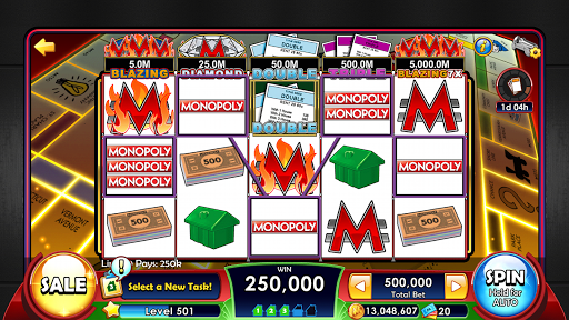 MONOPOLY Slots Free Slot Machines & Casino Games  screenshots 1