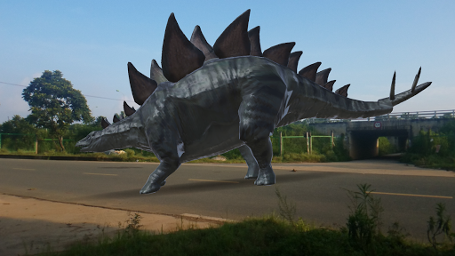 Dinosaur 3D AR - Augmented Reality 1.9.6 screenshots 1