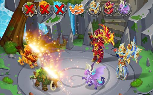 Knights & Dragons u2694ufe0f Action RPG 1.68.000 screenshots 18