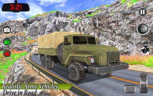 Mountain Truck Simulator: Truck Games 2020  screenshots 6