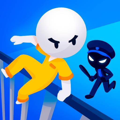 Prison Escape 3D - Stickman Prison Break