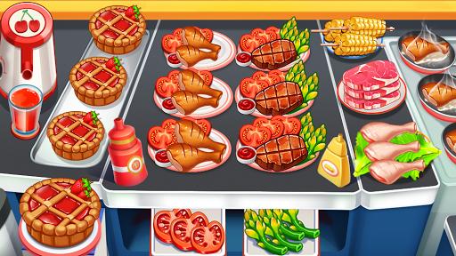 Télécharger Gratuit Jeux de cuisine pour filles 2020 Madness Fever Joy APK MOD (Astuce) screenshots 1