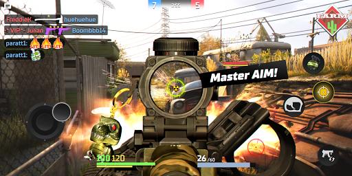 Action Strike: Online PvP FPS  screenshots 21