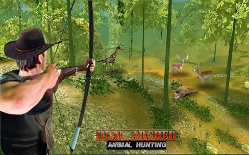 Real Archer  Animal For Pc/ Computer Windows [10/ 8/ 7] And Mac 1