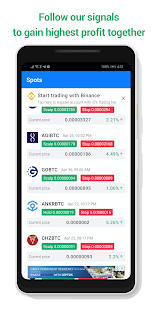Signals - Crypto Screenshot