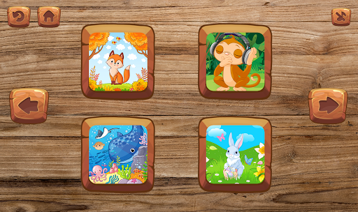 Kids Puzzles 1.7.0.1 Screenshots 8
