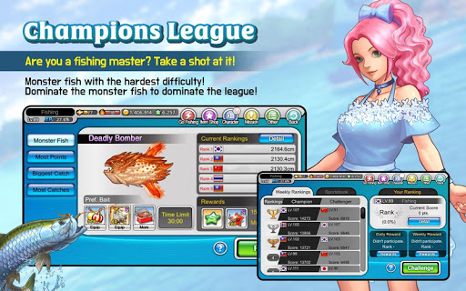 Fishing Superstars 5.9.15 screenshots 4