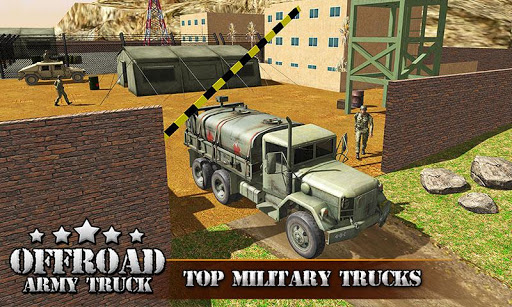 US OffRoad Army Truck driver 2020 1.0.8 screenshots 1