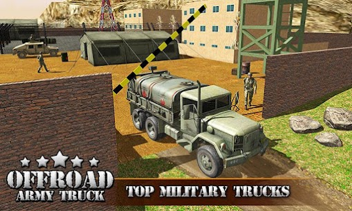 US OffRoad Army Truck driver 2021 1