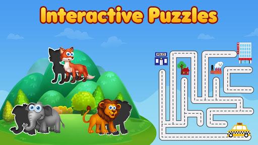 Zoolingo - Preschool Learning Games For Toddler  screenshots 5