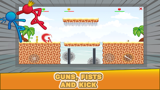 Stickman Héroes: Epic Game screenshot 14