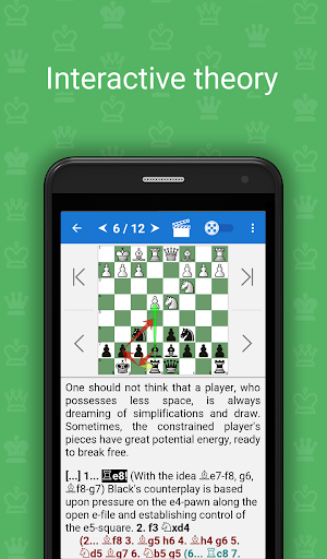 Chess Strategy (1800-2400) 1.3.5 Screenshots 3
