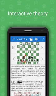 Chess Strategy (1800-2400) 1.3.10 Screenshots 3