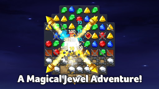 Jewels Magic : Kingu2019s Diamond 21.0621.09 screenshots 19