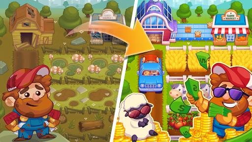Mega Farm - Idle Clicker 0.14.0 screenshots 1
