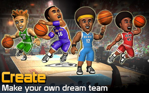 BIG WIN Basketball 4.1.6 screenshots 11