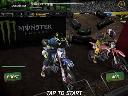 Monster Energy Supercross Game screenshots 9