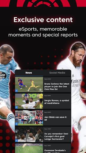 La Liga Official App - Live Soccer Scores & Stats 7.4.8 Screenshots 4