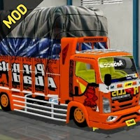 Mod Bussid Truck New Canter 2021