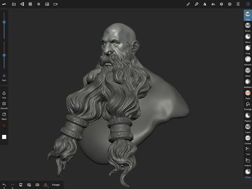 Nomad Sculpt 1.40 Screenshots 8