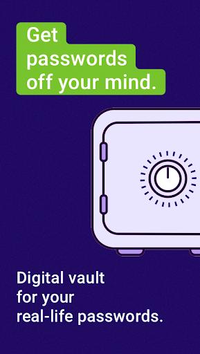 PassKeep - offline password manager  screenshots 1