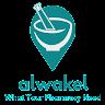 Alwakel Delivery app apk icon