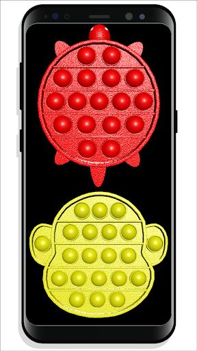 pop it Fidget Cubes - calming sounds making toys screenshots 3