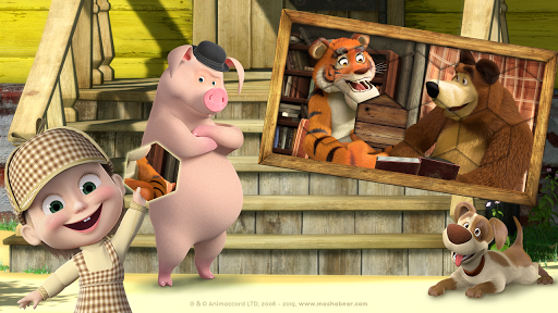 Free games: Masha and the Bear apktram screenshots 17