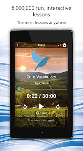 Learn 163 Languages   Bluebird 1.8.9 Screenshots 10