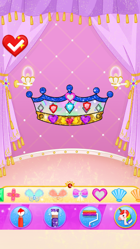 Princess Makeup Dress Design Game for girls goodtube screenshots 4