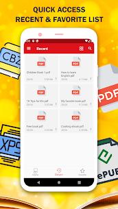 Fast PDF Reader 2021 – PDF Viewer, Ebook Reader MOD APK V1.5.6 – (Premium) 2