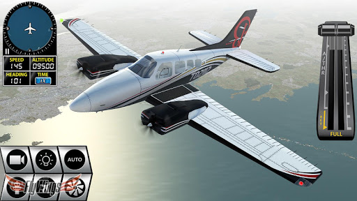 Flight Simulator 2016 FlyWings Free apkdebit screenshots 8