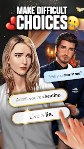 Perfume of Love Mod Apk– Romance Stories with Choices (Unlimited Stars) 1