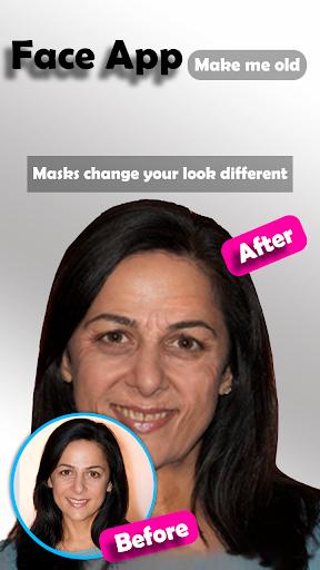 Face Changer   Old Face Maker   Funny Face Maker apktram screenshots 1