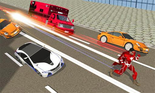 Super Flash Speed Star : Amazing Flying Speed Hero  screenshots 1