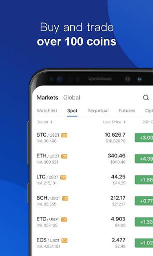 OKEx - Bitcoin/Crypto Trading Platform android2mod screenshots 4