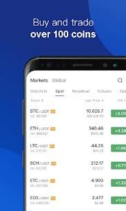 OKEx – Bitcoin/Crypto Trading Platform For Android 4