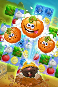 Funny Farm match 3 Puzzle game! 6