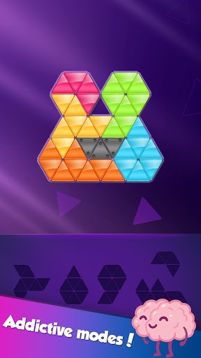 Block! Triangle Puzzle: Tangram  screenshots 5