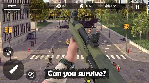 Dead Zed apkmr screenshots 5