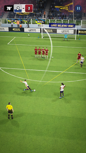 Soccer Super Star apklade screenshots 1