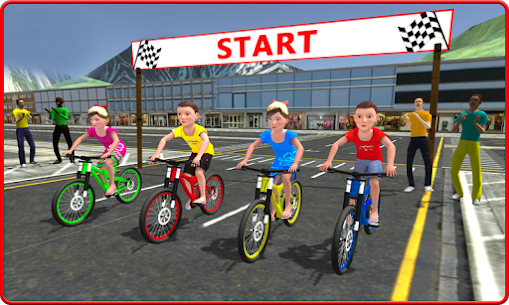 Kids Bicycle Rider Street For Pc – Download On Windows 7/8/10 And Mac Os 1