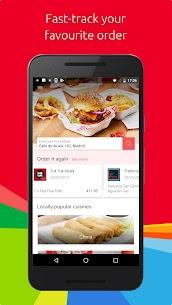 Just Eat ES – Order Food Online 1
